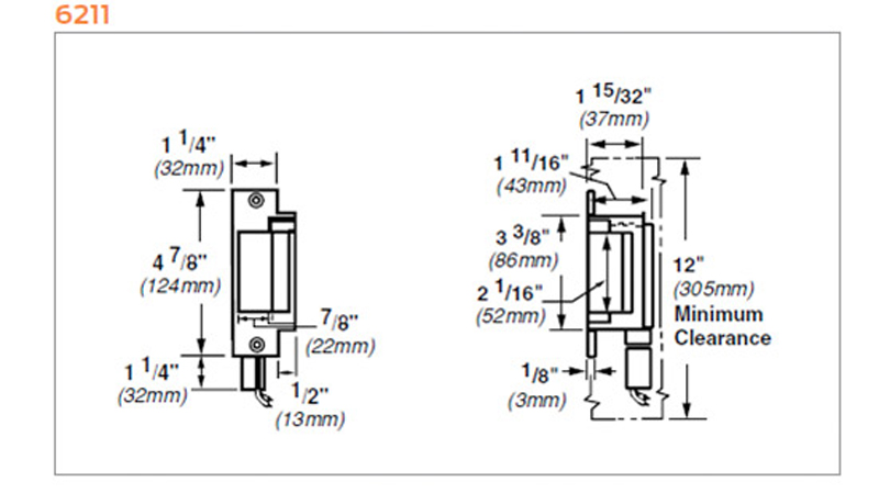 VD62111 august 2014 door hardware genius von duprin wiring diagram at edmiracle.co